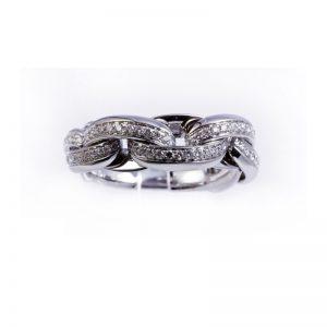 Chimento Infinity - anello con brillanti