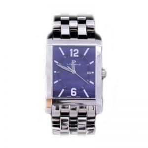 Lorenz Portoro orologio acciaio