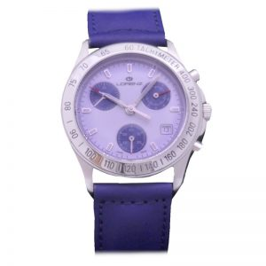 cronografo uomo Lorenz 019739FG