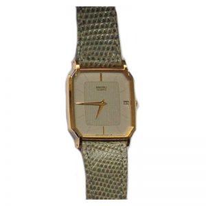 orologio uomo Seiko grigio