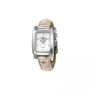 orologio donna Tissot T10 con brillanti
