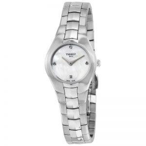 orologio donna Tissot con brillanti