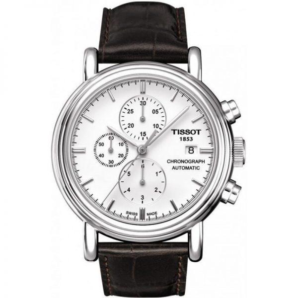 cronografo uomo Tissot Automatic